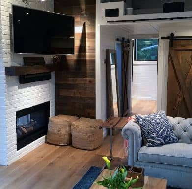 Trending: Tech'd Out Tiny Homes