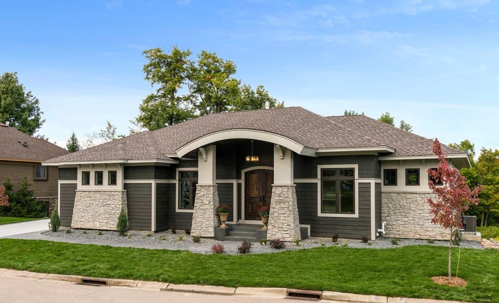 Pebble Creek Custom Homes Wins 2017 Reggie Award