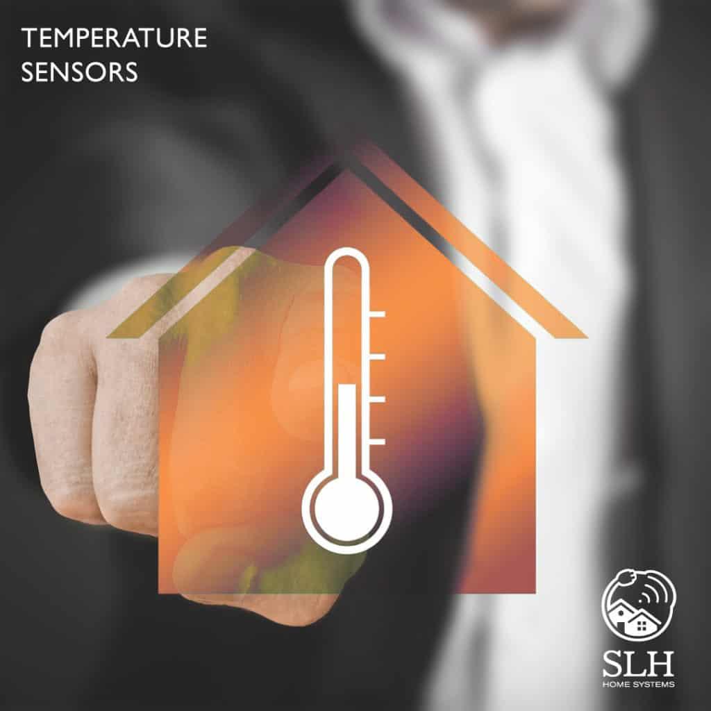 What is an Alarm.com Temperature Sensor?